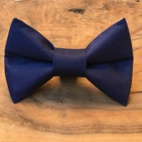 Navy Blue Dog Bows Navy Dog Bow Ties Navy Bowties Navy Dog