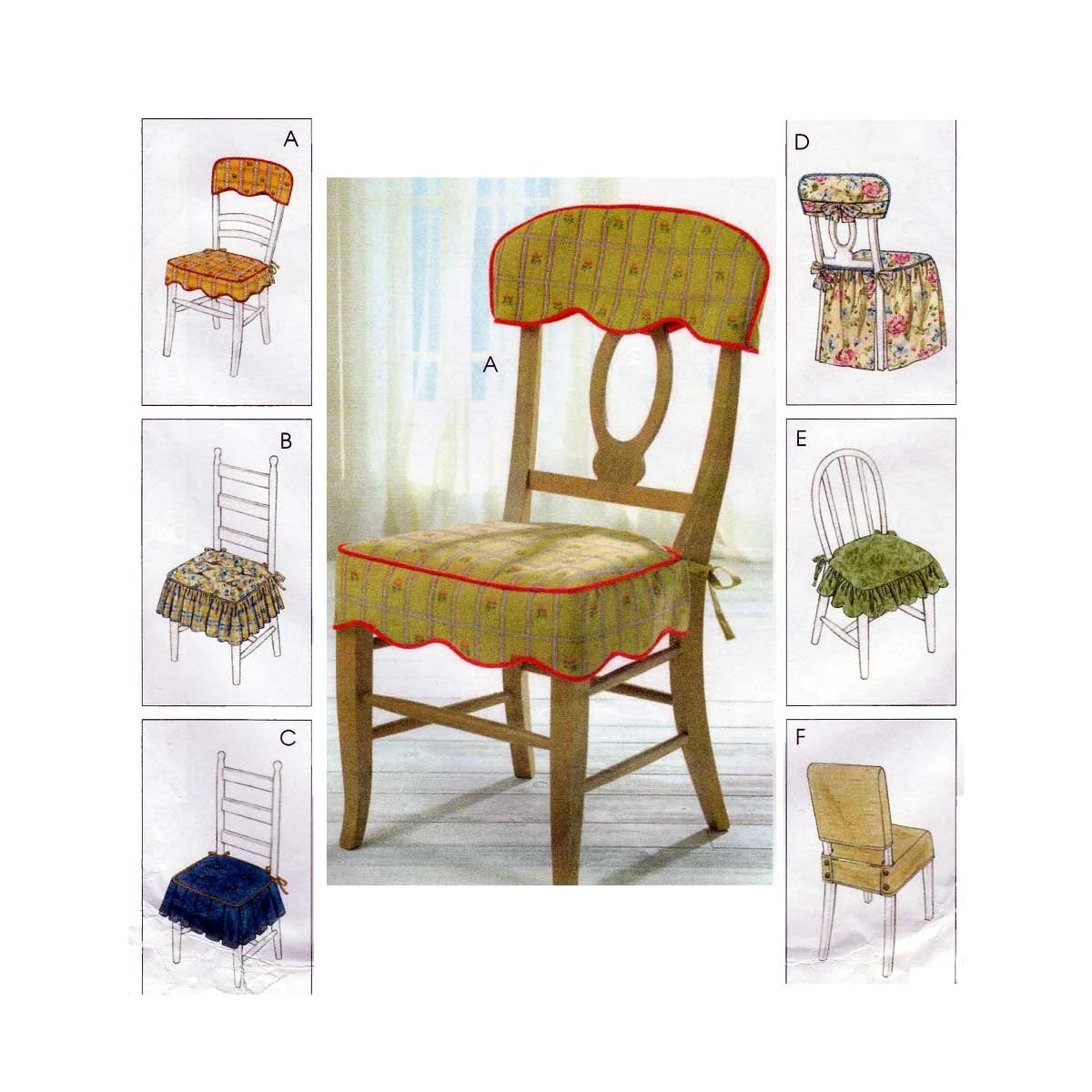 sewing patterns for chair cushions comfortable computer chairs home decorating pattern cover essentials seat