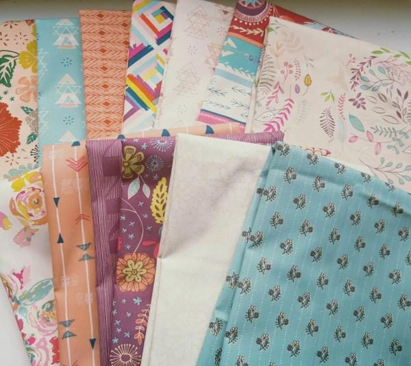 13 Yard Bundle Fleet & Flourish Maureen Cracknell Art Fabrics