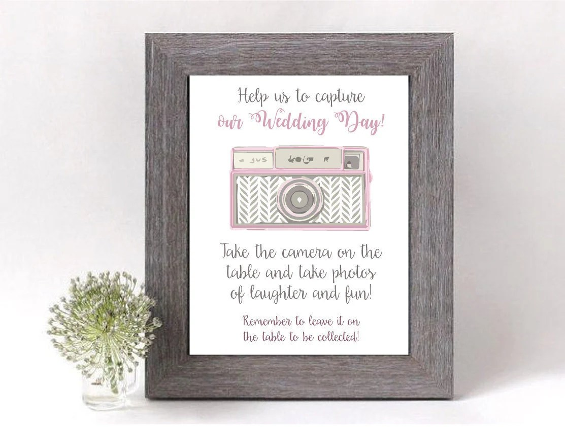 Printable Retro Housewife themed Bridal Shower Display Print