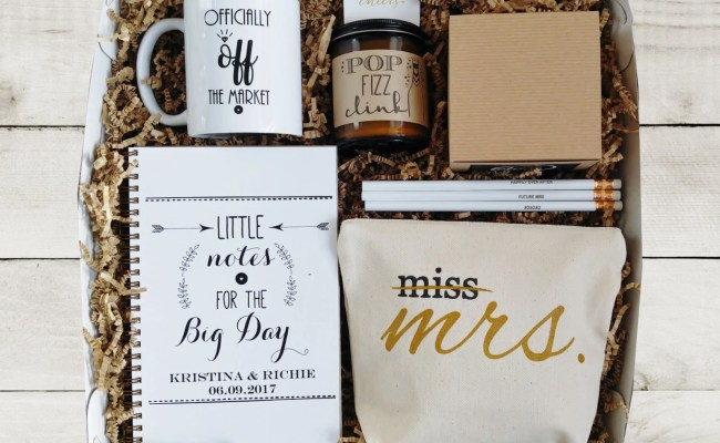 Future Mrs Gift Box Bride To Be Gift Newly Engaged Gift For