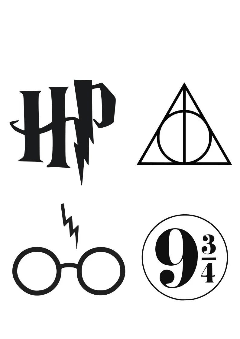 Download Harry Potter Font SVG Harry Potter Alphabet svg Harry ...