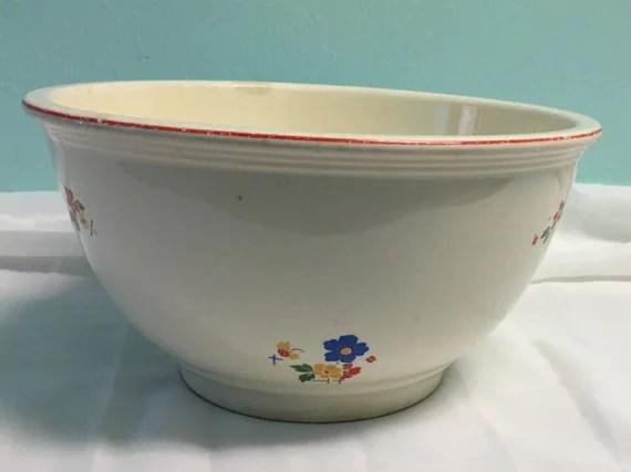 Vintage Kitchen Kraft Bowl From Generationantiques On Etsy
