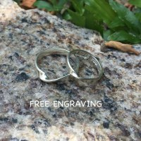 His and Her Promise Rings Promise Rings For Couples Promise