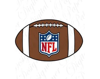 Download Nfl sports svg file | Etsy