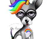 items similar unicorn with rainbow