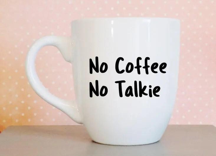 Need Coffee Coffee Mug, C...