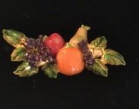 Dog Hat Carmen Miranda Fruit Bowl/ Made to Order