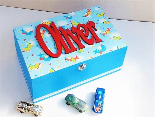 Keepsake Box, Personalise...