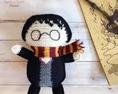 Ragdoll Wizard Crochet Pa...