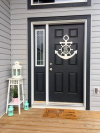 Nautical Doors & Front Door Porthole This Quaint Cottage ...
