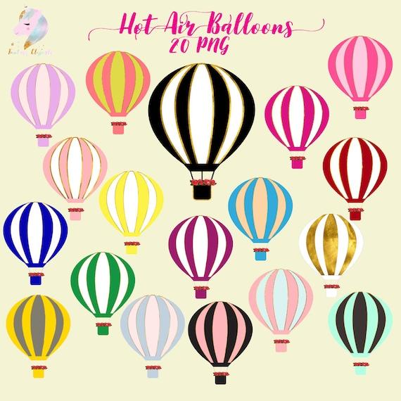 hot air balloons balloon clipart
