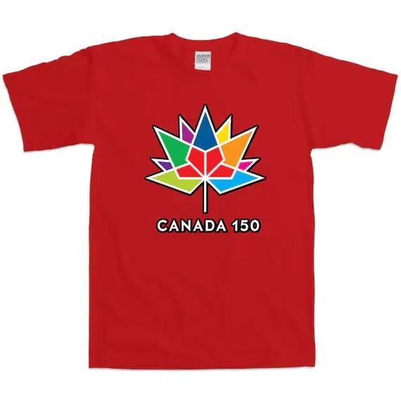 Canada 150 Birthday TShirts by TeesonTees