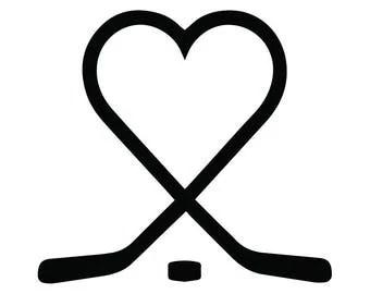 Download Hockey stick svg | Etsy