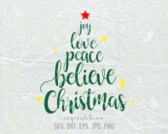 Download Joy love peace   Etsy