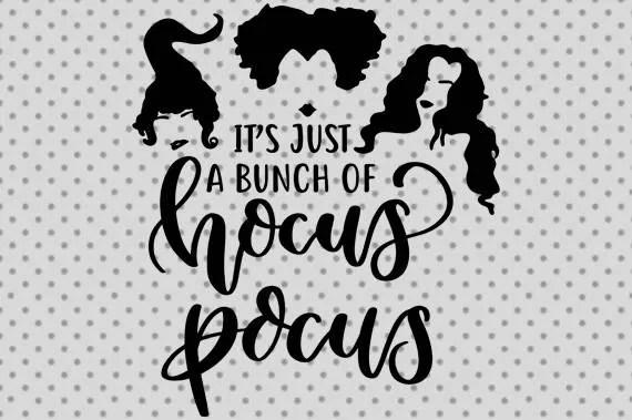 Download Hocus pocus svg Halloween SVG Halloween cricut and
