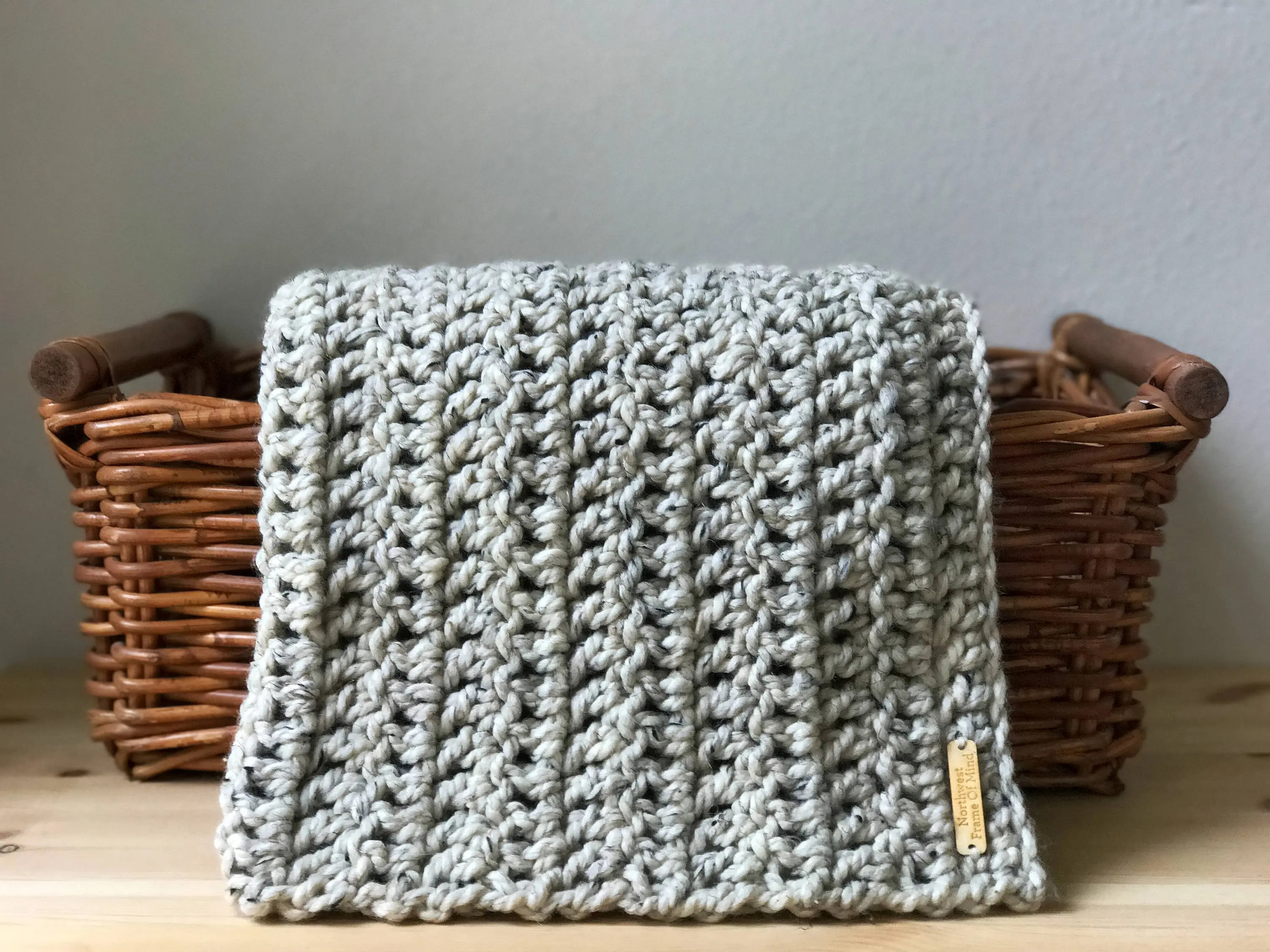 30 second chair stand results racing oatmeal crochet throw blanket