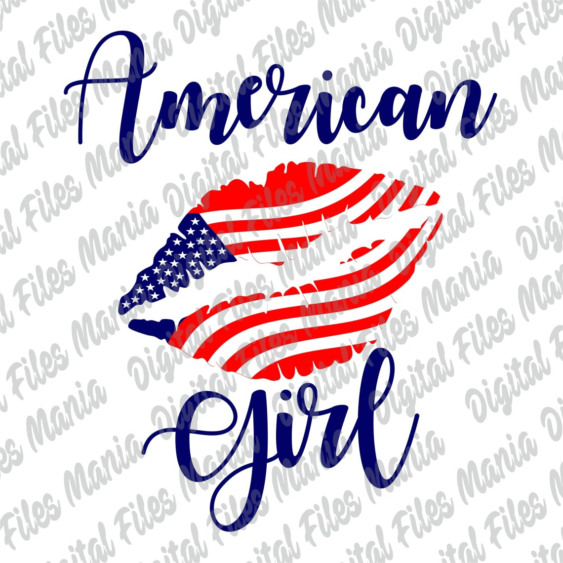 Download 4th of July SVG DXF EPS png Files for Cutting Machines