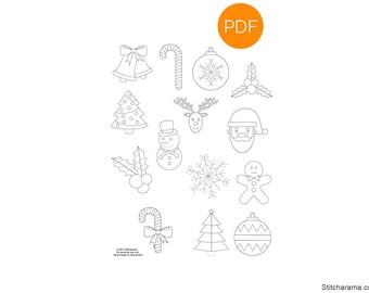 PDF Beaded Wrist Warmers Lithuanian Knitting Pattern