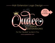 hair extensions logo virgin