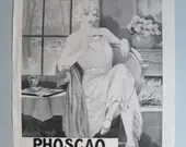 Vintage poster print, ori...