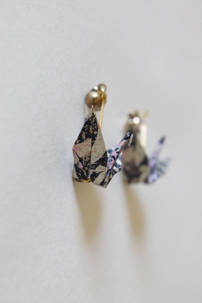 Japanese Origami Crane Ea...