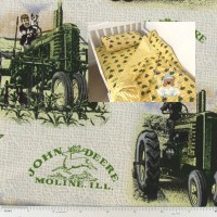 Toddler Bedding Set Tractor Toddler Bedding Blanket Tractor