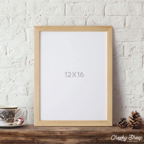 12x16 Poster Frame Art Large