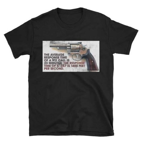 357 Pistol Response Time ...