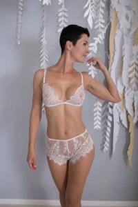 Lingerie Set Lace lingerie White lingerie Bridal lingerie
