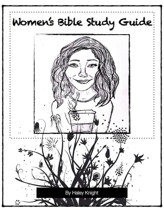 Women's Bible Study Guide Printable PDF