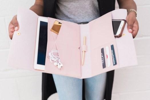 vegan leather ipad case bloggers christmas