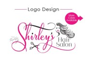 hair salon logo design custom