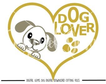 Download Dog lover svg | Etsy