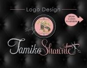 hair salon logos - signtific design