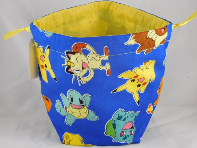 Pokemon Drawstring Bag pe...
