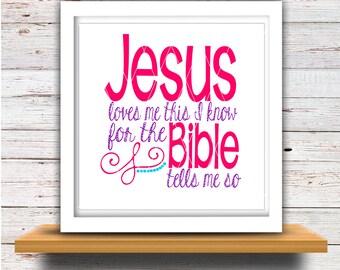 Download Jesus loves me svg svg file svg files Christian svg file