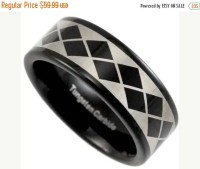 Mens promise ring