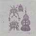 Ernst Haeckel and his Creatures Linocut Jellyfish Forams