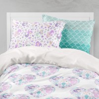 Mermaid comforter