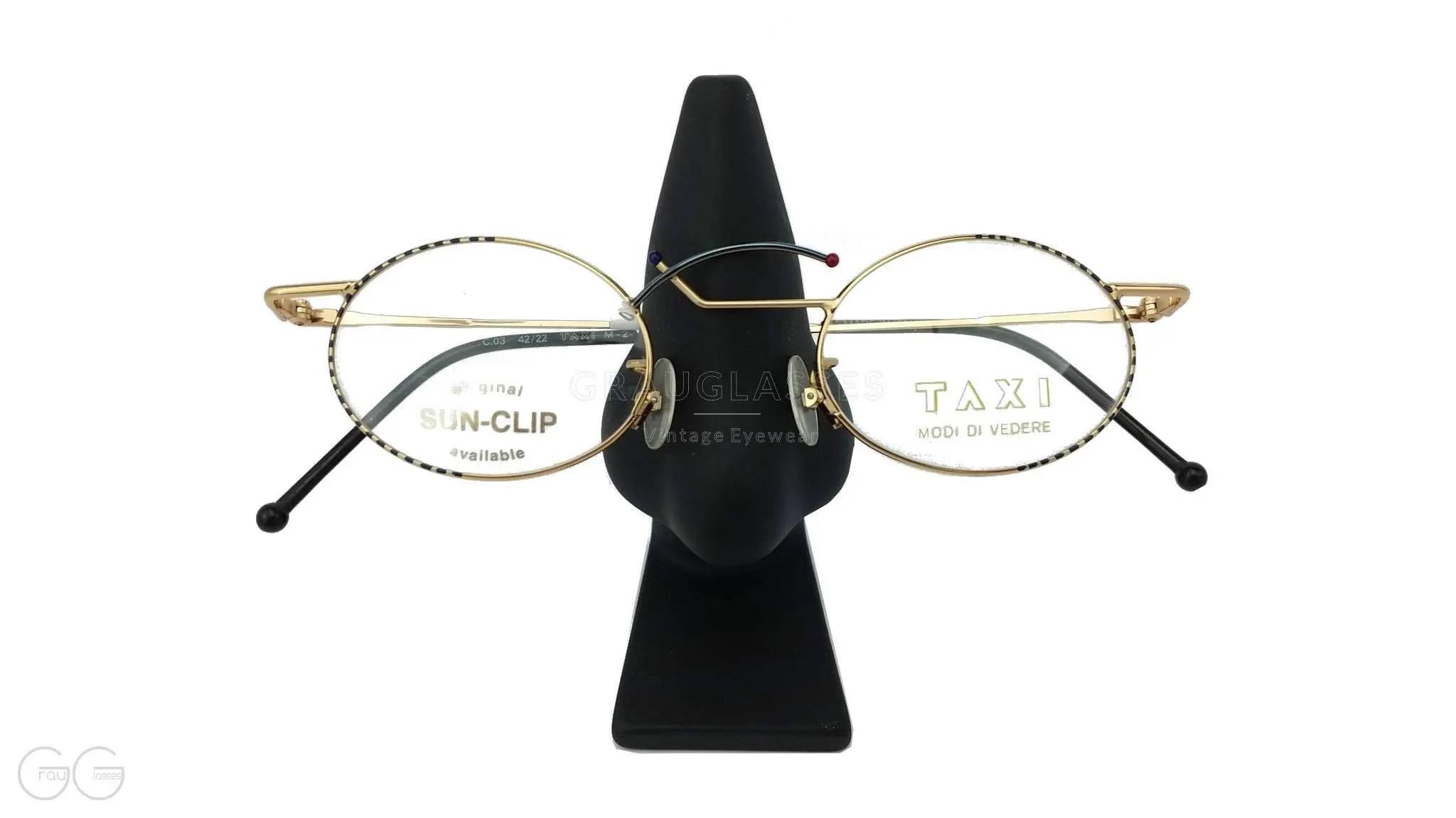 Casanova Taxi Model M-2 Colour C03 Woman Vintage Glasses Leichte