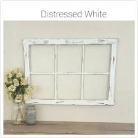 Faux Window Frame Window Frame Wall Decor Home Decor