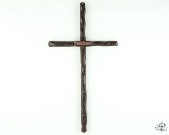 Introducing Believe Cross® Philippians 4:13 Wall Cross