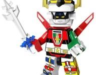 VOLTRON Custom Minifigure 100% LEGO Compatible!