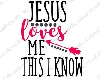 Download I love jesus but svg | Etsy