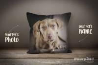 Pet Memorial, Custom Pet Pillow, Custom Dog Pillow, Pet ...