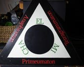 Goetia Evocation Triangle...