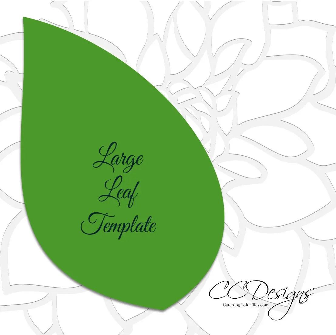 SVG Large Flower Cutting Templates SVG Files SVG Flower Diy