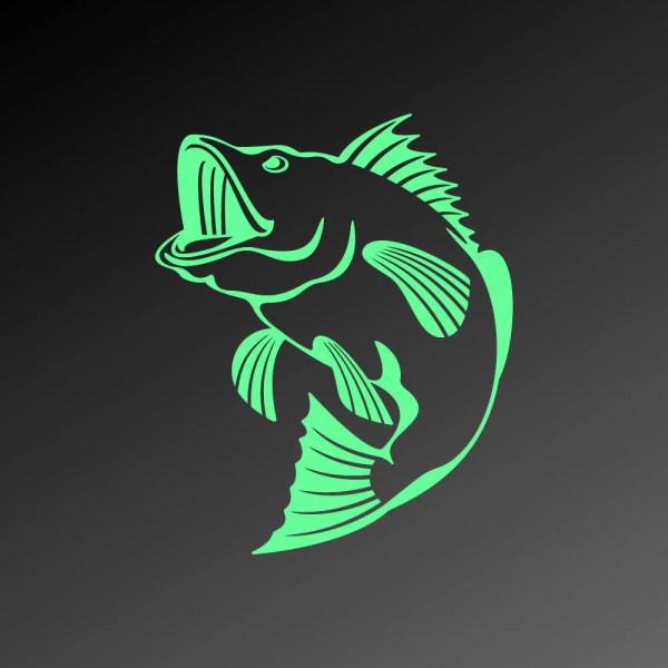 Bass Fish Svg Fishing Files Vector