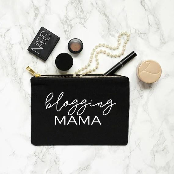 blogging mama make up case bloggers christmas